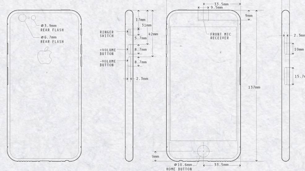 Iphone S Plus Display Grobe