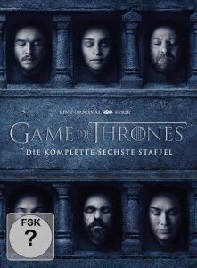 Game of Thrones Staffel 6 DVD und Blu-Ray ab jetzt bei Amazon vorbestellen