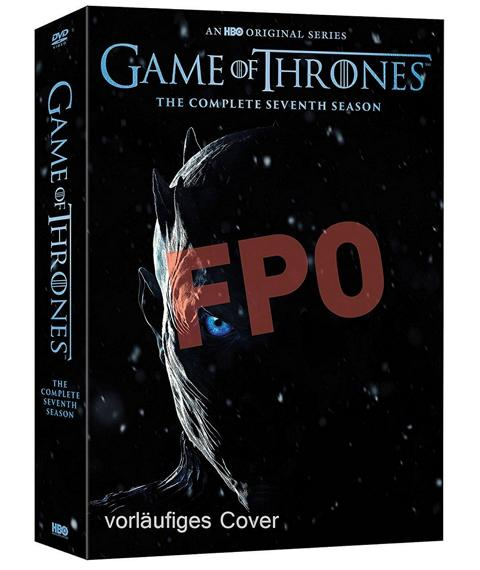 7. Staffel Game of Thrones DVD Vorbestellung Amazon